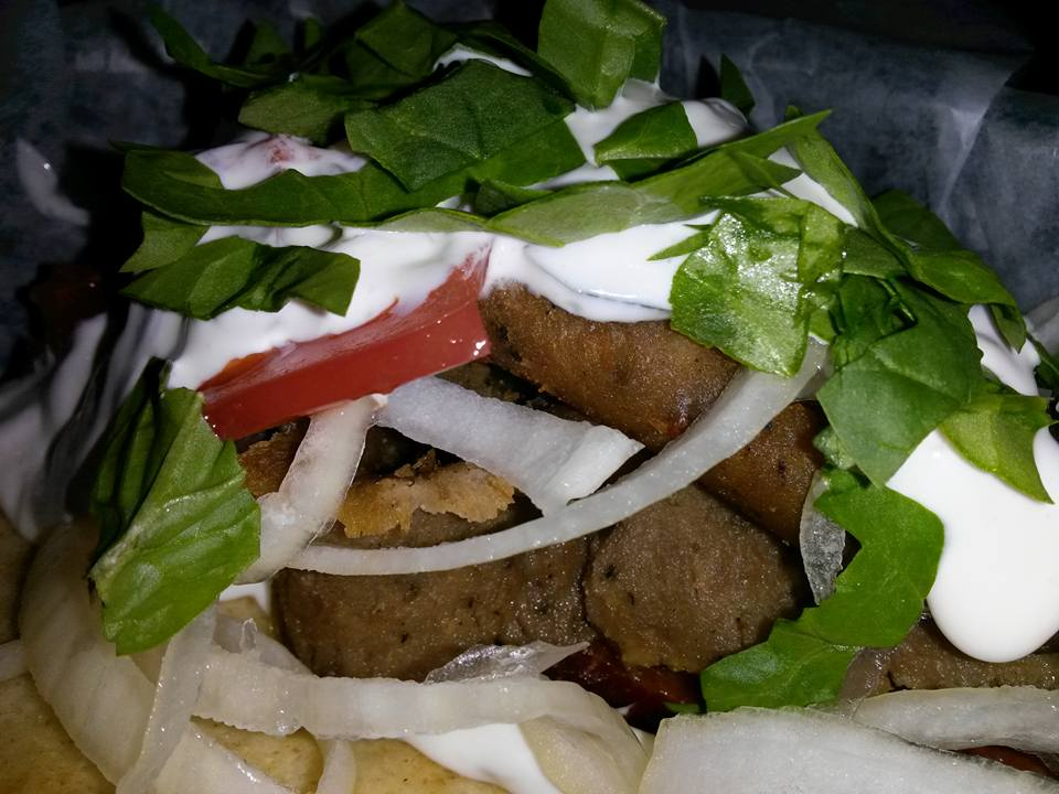 Gyro (Special Menu Item When Available)
