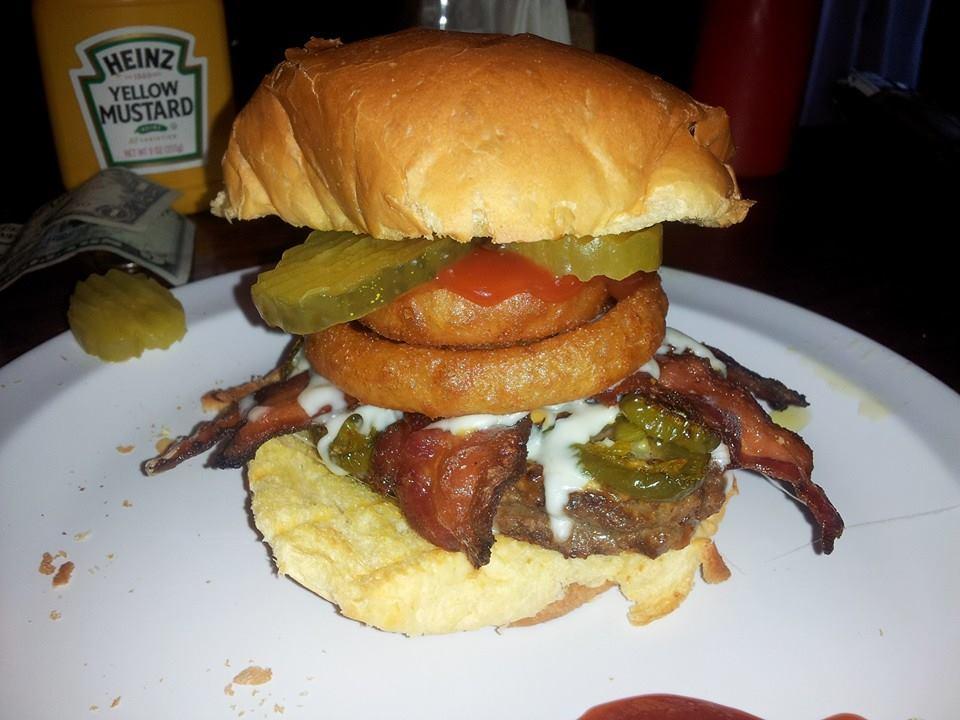 421 Burger!