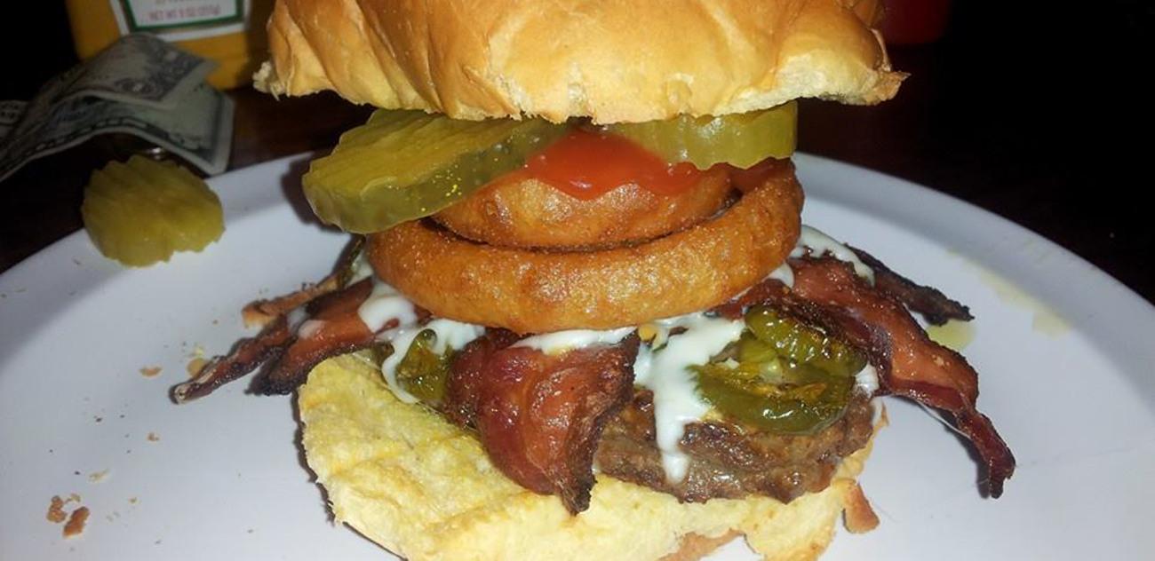 421 Burger - Tasty