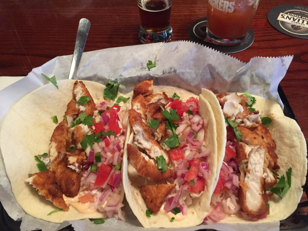 Fish Tacos (Special Menu Item When Available)